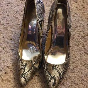 Other - Report heels